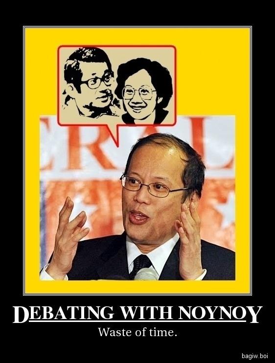 It Is Not Noynoy's Fault He Has The BestParents